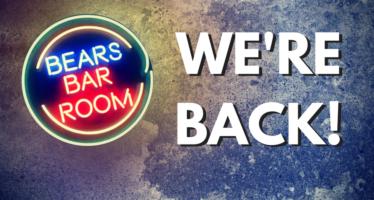 Bears Barroom Radio is Back!
