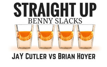 Chicago Bears Quarterbacks: Cutler vs Hoyer NSFW
