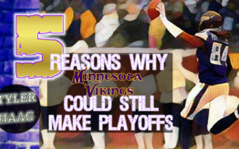 Five Reasons The Vikings Could Still Make The Playoffs
