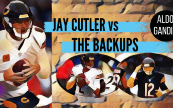 Chicago Bears QBs – Cutler vs Hoyer & Barkley