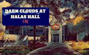 Dark Clouds Over Halas Hall