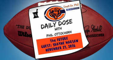 Chicago Bears Daily Dose – 11/29/16 – The Future