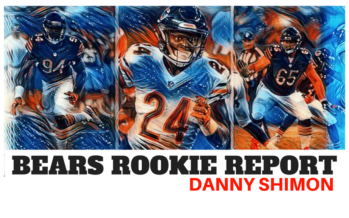 Bears Rookie Midseason Progress Report
