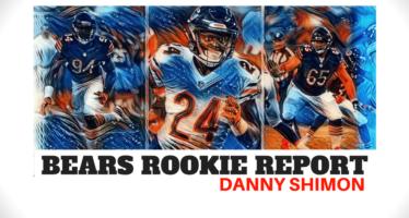 Bears Rookie Midseason Progress Report