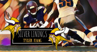 Silver Linings Following Vikings' 3rd Consecutive Loss