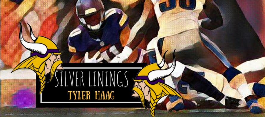 Silver Linings Following Vikings' 3rd Consecutive Loss
