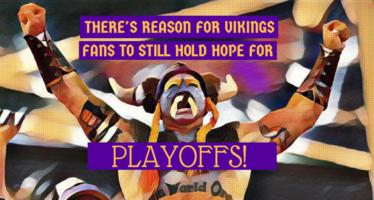 Chances Of Vikings Making Playoffs