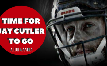 Time For Jay Cutler To Go