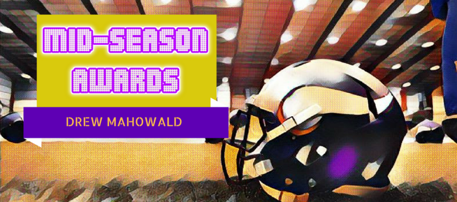 Minnesota Vikings Midseason Awards