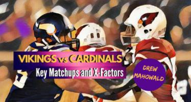 Vikings vs. Cardinals: Key Matchups and X-Factors
