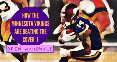 How Vikings OC Pat Shurmur Has Beaten Cover 1