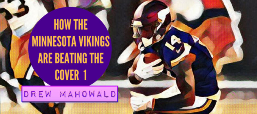How Vikings OC Pat Shurmur Has Beaten Cover 1