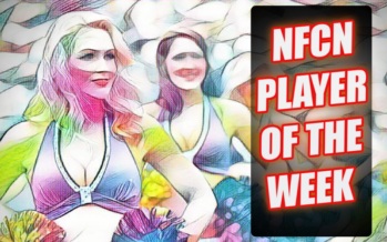 NFCN Barroom Week 11 Player of the Week