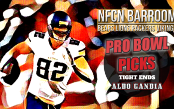 NFCN Barroom Pro Bowl: Tight Ends
