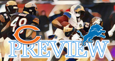Detroit Lions vs Chicago Bears Week 14 Preview