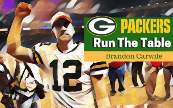 Packers Run The Table
