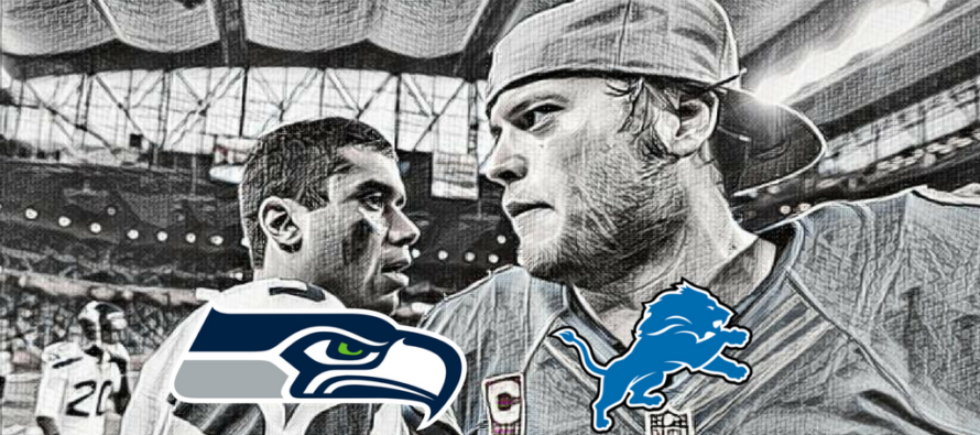 Detroit Lions vs Seattle Seahawks Wild Card Round Preview
