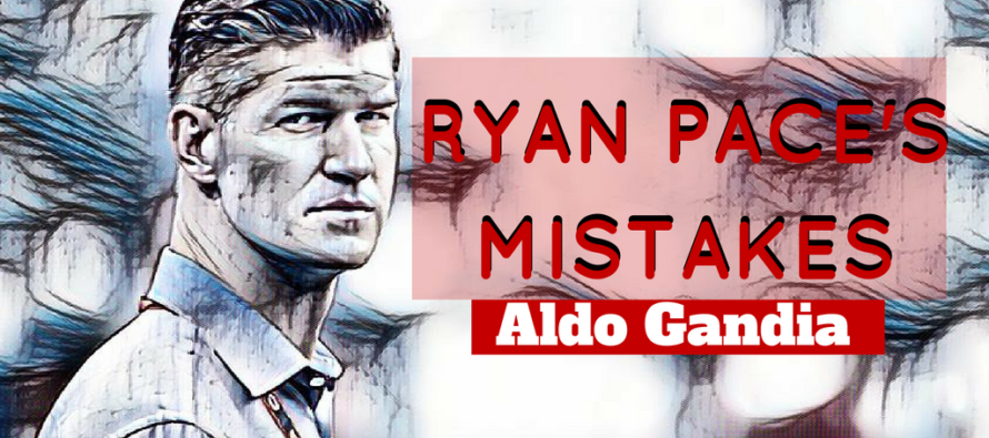 The Ryan Pace Mistakes