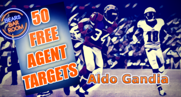 Bears Top 50 Free-Agent Targets