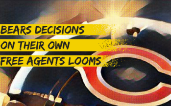 Chicago Bears Free Agents – Decisions Coming Soon