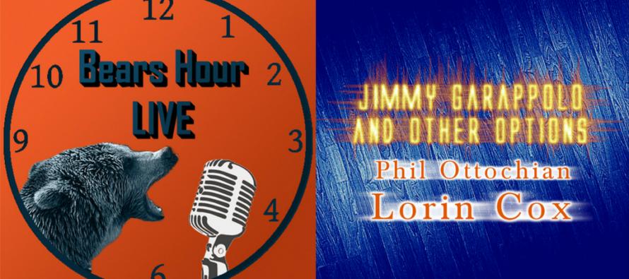 Bears Hour Live – Jimmy Garappolo