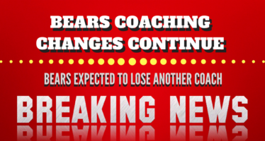 Bears Coaching Changes Continue