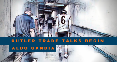 It's Official: Jay Cutler on the Trade Block