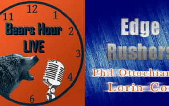 Bears Hour Live – Assessing the Team's Edge Rushing Situation