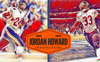 Can Jordan Howard & Jeremy Langford Duplicate Falcons' RB Success?