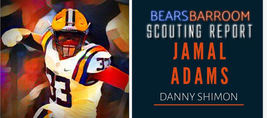 Scouting LSU Safety Jamal Adams