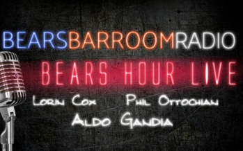 Bears Barroom Radio & Bears Hour Live Intermingle