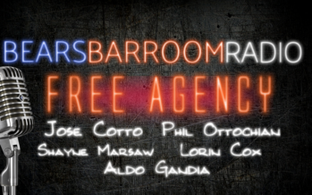 Bears Barroom Radio – Review of Free Agency