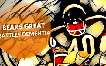 Chicago Bears Great Gale Sayers Battles Dementia