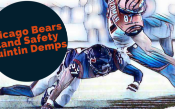 Strong Safety Quintin Demps to the Chicago Bears