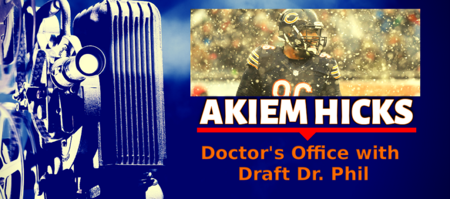 Doctor's Office: Akiem Hicks