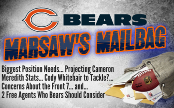 Marsaw's Mailbag – Bears Position Needs