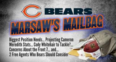 Marsaw's Mailbag – Bears Position Needs