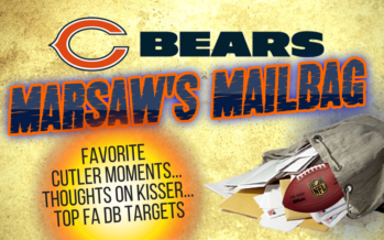 Marsaw's Mailbag – On Cutler, Kizer and more…