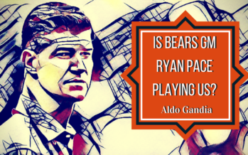 Ryan Pace – Can He Get The Job Done?