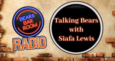 Bears Barroom Radio – Talking Bears with Siafa Lewis