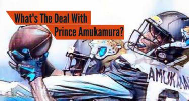Prince Amukamara To The Bears