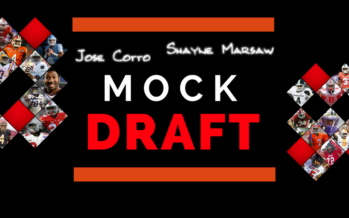 The Jose Cotto & Shayne Marsaw Mock Draft