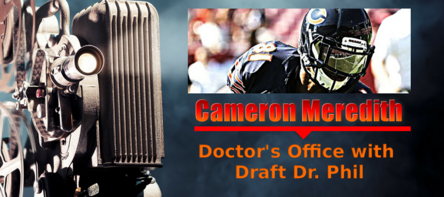 Doctor's Office: Cameron Meredith
