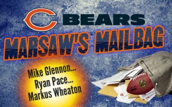 Marsaw's Mailbag – Glennon, Pace & Wheaton