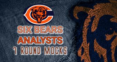 Chicago Bears 7 Round Mock Draft