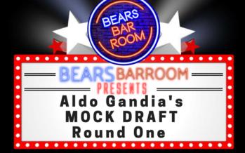 The Draft: Aldo Gandia as Bears GM