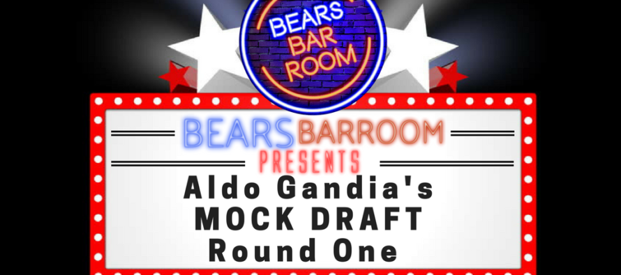The Draft: Aldo Gandia as Bears GM
