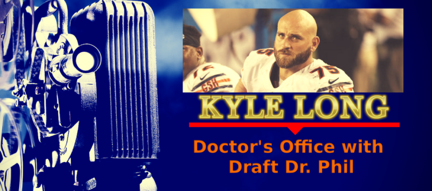 Doctor's Office: Kyle Long