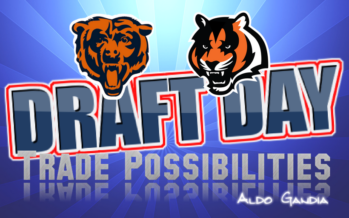 Draft Day – Bears and Bengals Trade Possibilities