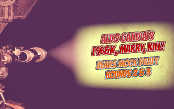Aldo Gandia's F%&K, Marry, Kill Bears Mock